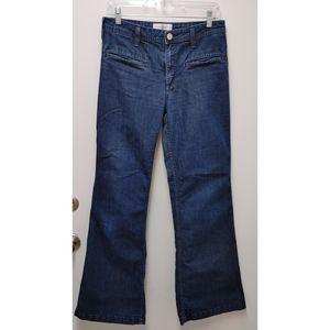 Habitual Eventide Flare Leg Trouser Jeans Size 30